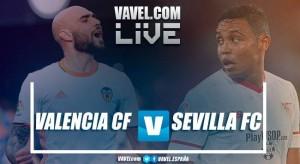 Resumen Valencia 4-0 Sevilla en LaLiga Santander 2017