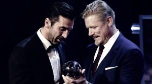 Best FIFA Awards: Buffon vince il premio miglior portiere