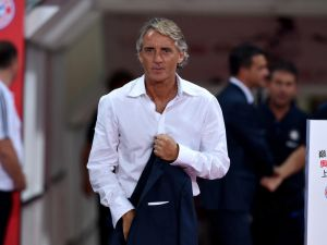 """Inter, Mancini: """"Una buona partita. In questo momento non siamo al loro livello"""""""