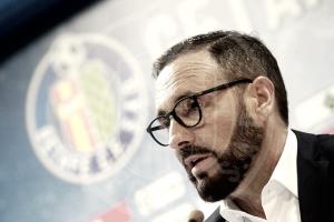 """José Bordalás: """"Tenemos ganas de volver a la competición"""""""