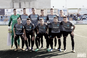 Galería de fotos Vélez CF 1-1 Atlético Malagueño, 12ª jornada del grupo IX de Tercera División