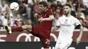 El Real Madrid vence al Bayern con un gran gol de Danilo