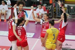 Volley F - Aspettando Conegliano vs Firenze, Scandicci guida da sola la Samsung Galaxy Volley Cup