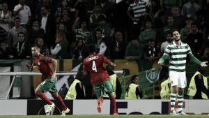 El Sporting sufre la pegada del Lokomotiv