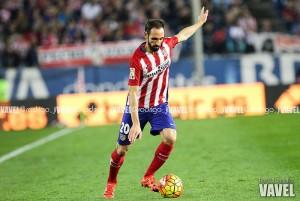 Juanfran eclipsa la vuelta de Filipe Luis