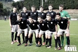 Gran arreón final del Bilbao Athletic