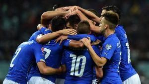 Italia asegura su participación en la Eurocopa 2016