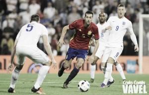 Habrá un España - Inglaterra el 15 de noviembre en Wembley