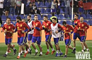España - Inglaterra: dos campeonas del mundo alumbran la noche de Alicante