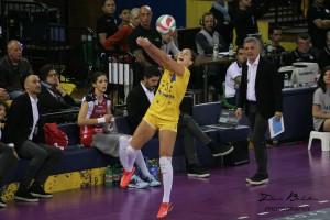 Volley femminile, i risultati della seconda giornata di ritorno