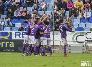 Real Valladolid - C.A. Osasuna: el tren, rumbo a Primera, pasa por Zorrilla