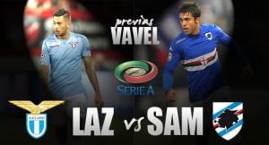 Lazio - Sampdoria: duelo a cara de perro en Roma