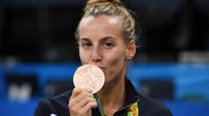 Rio 2016 - Tuffi: Tania Cagnotto è di bronzo, una medaglia che vale una carriera immensa