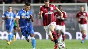 Milan vs Empoli en vivo y en directo online (1-1)