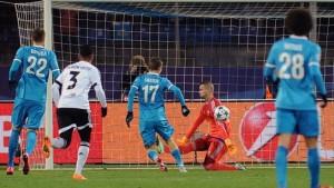 Champions League - Gruppo H, nessuno sa fermare lo Zenit: 2-0 al Valencia