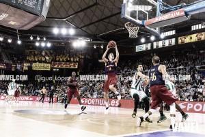 El Barça Lassa hace los deberes