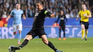 Malmoe - PSG 0-5: parigini qualificati come secondi