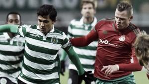 Fredy Montero volvió a anotar con el Sporting en la Europa League