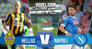 Hellas Verona 0-2 Napoli: As it happened