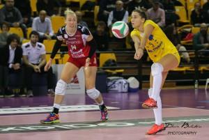 Volley femminile, i risultati del quinto turno