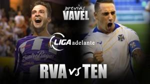 Real Valladolid - CD Tenerife: victoria, turrón y polvorones
