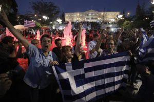La ciudadanía griega se planta ante la austeridad de la Troika