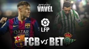 F.C Barcelona - Real Betis: ¿quién dijo miedo?