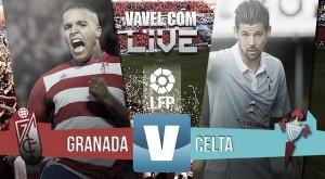 Resultado Granada - Celta de Vigo en Liga 2015: los celestes lo hicieron fácil (0-2)