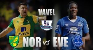 Norwich-Everton: el reencuentro tras la eliminación copera