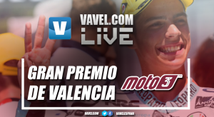 Carrera GP de Valencia 2017 de Moto3 en vivo y en directo online