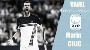 ATP Finals - Marin Cilic vuole alzare la voce a Londra