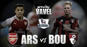 Arsenal - AFC Bournemouth: día de recuperación