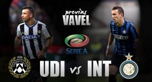 Udinese - Inter de Milán: lo más difícil es mantenerse