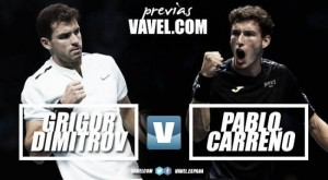 ATP Finals - Dimitrov vs Carreno Busta, onore e fiducia