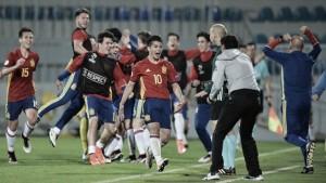 Portugal - España: la sub-17 va a por la novena