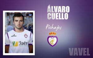 Álvaro Cuello es el primer fichaje del Real Jaén CF