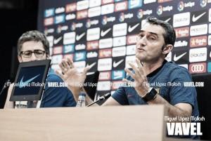 Valverde: ''El Leganés es un equipo con jugadores solidarios y que creen en lo que hacen''