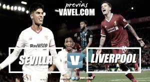 Previa Sevilla FC - Liverpool FC: noche de estrellas en Nervión