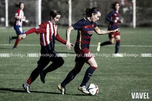 Atleti Féminas y Barça se reparten los puntos en Majadahonda