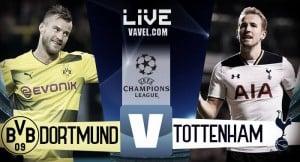 Risultato Borussia Dortmund - Tottenham in diretta, LIVE Champions League 2017/18 - Aubameyang, Kane, Son! (1-2)
