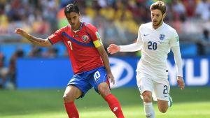 Costa Rica - Inglaterra, puntuaciones de Costa Rica, jornada 3, grupo D