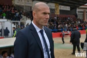 Rueda de prensa de presentación de Zinedine Zidane del 5 de enero de 2016