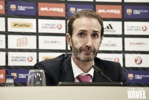 """Sito Alonso: """"Preveo el partido con dificultad"""""""