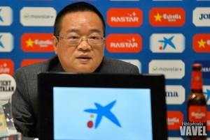 """Mr.Chen: """"Hay que hacer algunos ajustes en la plantilla"""""""