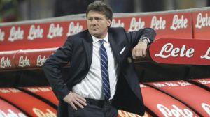 """Mazzarri: """"Abbiamo fatto bene oggi, ma per l'Europa League è presto. Handanovic? È bravissimo"""""""
