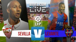 Resultado Sevilla FC vs Levante UD (3-1): El Sevilla tumba a un Levante esperanzado