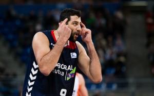 Ioannis Bourousis, MVP de la 13ª jornada