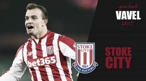 Stoke City's 2015: The evolution of The Potters