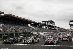 24 Ore di Le Mans: l'edizione 2016 è ai nastri di partenza