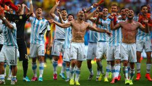 Argentina, a un passo dal sogno